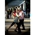 milonga tango milonguera couple closeembrace