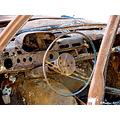 chile car rust