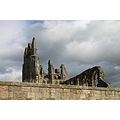 england whitby architecture churches ruins
