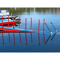 dock reflection big bear lake reflectionthursday mjghajar