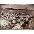 This is an old picture of Las Palmas, Gran Canaria, a place with the best climate in the world