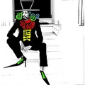 well as I promised..... actualy i'm a desinger but on weekends I work as a clown....................