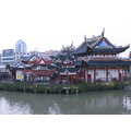 an unexpected temple in an ever growing town like Wenzhou in Eastern China