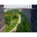 city citywall xian china