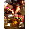 india people wedding ceremony colour life belief hands jewelry