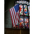church us flag Lavenham