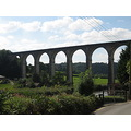 gate bridge calstock