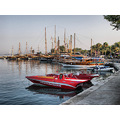 boats sea turkey