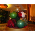 christmas scenery decorations