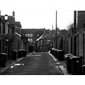 Newcastle Alleyway Housing
