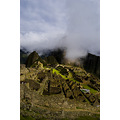 cusco machu picchu peru south america inca nature mountains clouds