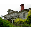 Old house in Astoria, Oregon