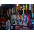 Shopping at Hua Hin night market 4/10