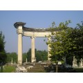 "historic elmwood cemetary, memphis, tn...if you have seen the movie ""the firm"" this might look fa..."