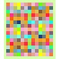 abstract square colors