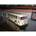 Bussing 6500T schuco display diecast auto car 143 scale model buessing