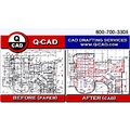 qcad autocad drafting autocad drafting services