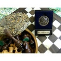 netherlands bussum medal chess nethx bussx decox chesx