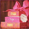 pink bow gift