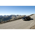 citroen ds france car mountain road vol bonette