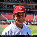 stlouis missouri usa portrait baseball cardinals tony_la_russa