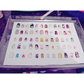 my catalog of decorated nails