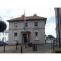 Our next stop was Castletown (Balla Cashtal), the former Capital of the Isle of Man.