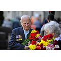 victory day veterans memory tribute moscow russia ww second war