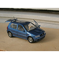diecast 143 scale model toy car polo vw gama