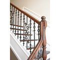 stairs stair parts staircases diy remodel remodeling baluster newel iron