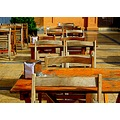 Mesas y sillas Tables and chairs