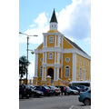 zuiderdam cruise willemstad curacao church view