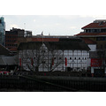 4.  ..the Globe Theatre, a reconstruction of the theatre used in Shakepeare's time.