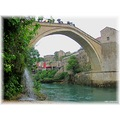 Bosnia Mostar bridge