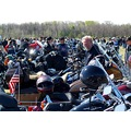 baldwin michigan blessing of the bikes 2009