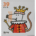 stlouis missouri us usa art stamp maisy macro 2006