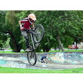 jump skatebowls boy bike mountainbike mtb extreme