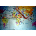 """AROUND THE WORLD IN 50 HOURS""
