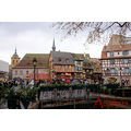 city architecture colmar france