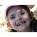 giulia child portrait close up