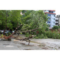 beihai china typhoon bad weather
