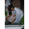 Baptism during easter by Fr Nick