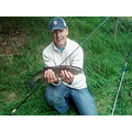 hat fish rod bank river fishing sport ny