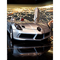 Mercedes SLR Munich showroom