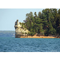 travel scenery picturedrocks munising michigan