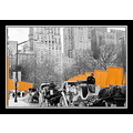 gates orange nyc New York carriages Christo JeanClaude