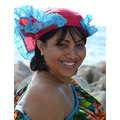 zuiderdam cruise willemstad curacao woman portrait