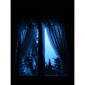 sunrise window curtain