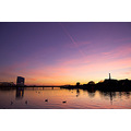 Limerick Ireland Landscape Cityscape Sunset Colour