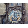Prague Astronomical Clock in Old Town Car